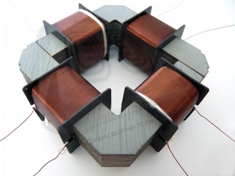 Трансформатор для навигационного оборудования скважин