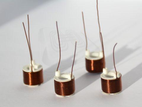 Катушка электромагнита топливной форсунки