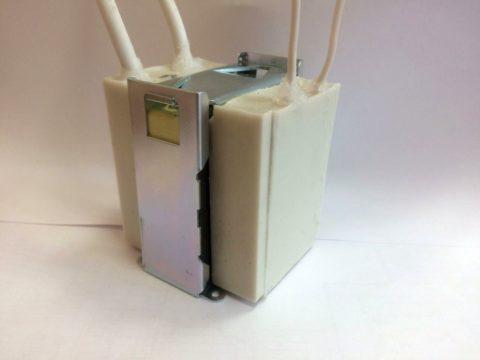 Импульсный, высоковольтный трансформатор