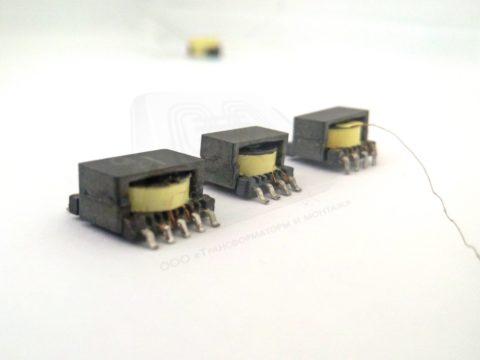 Высокочастотные малогабаритные трансформаторы резонансного типа