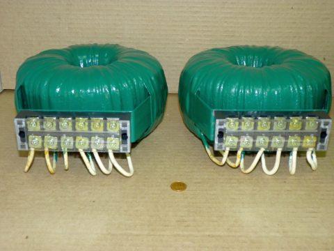 Тороидальный трансформатор мощностью до 3кВт