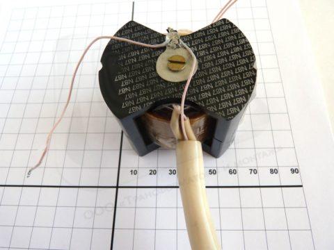 Трансформатор высоковольтный для рентген-аппарата