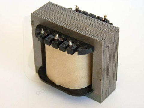 Трансформатор выходной для радиотранслятора